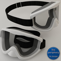 3ds motocross goggles