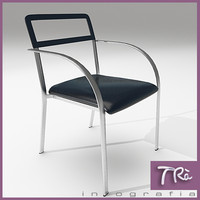 3ds max living room chairs