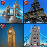 Landmarks Collection V5