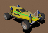 3ds rc buggy