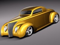 maya 1937 antique streetrod custom