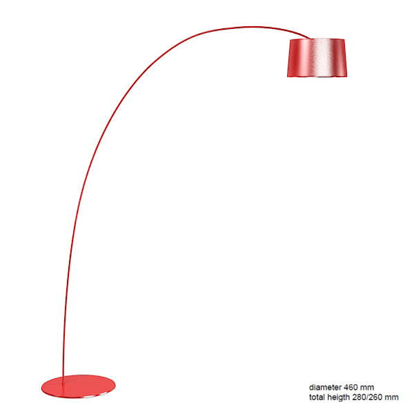 foscarini twiggy l200  big floor lamp