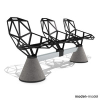 Magis Chair_One Public Seating System 1