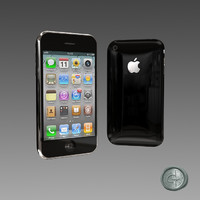 3d max apple iphone