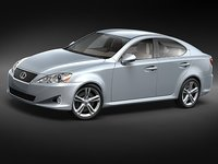 Lexus IS250 2007-2009
