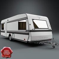 max camper motorhome hobby 545