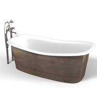 classic devon bath max
