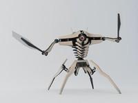 3ds max robot g200