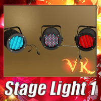 Stage light 1
