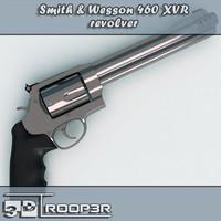 3d 460 xvr s revolver model