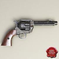Colt Low Poly