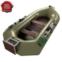 Inflatable Boat V2