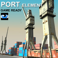 3ds port elements ready