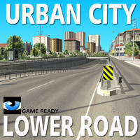 Urban City & Lower Road