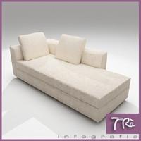 3d sofa kline
