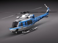 police bell 412 surveillance max