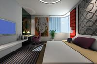 3d guest room