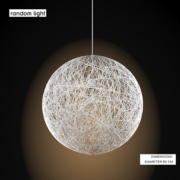 moooi random light sphere modern contemporary bertjan pot mooi