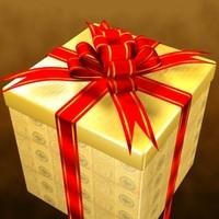 3ds max present box