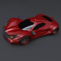 car concept redstone lwo