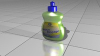 soap bottle lwo free