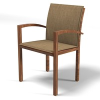 tribu pure stacking chair dining modern contemporary stool