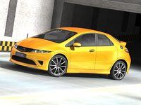 Honda Civic Type-R 2007-2010