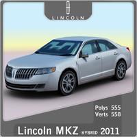 2011 mkz hybrid c4d