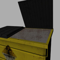 3ds max dumpster