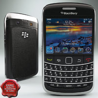 blackberry bold 9700 c4d