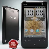 htc aria 3d max
