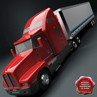 Kenworth T600 Trailer