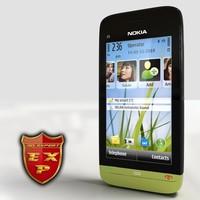 3d model device nokia