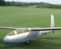 l-13 glider 3d model