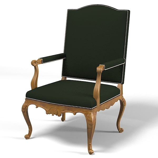luxury classic throne armchair empire high dining chair 18 century louis.jpg