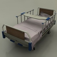 maya hospital bed