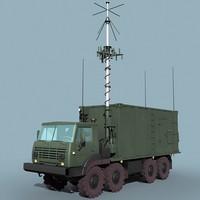 SA-21 55K6E command post