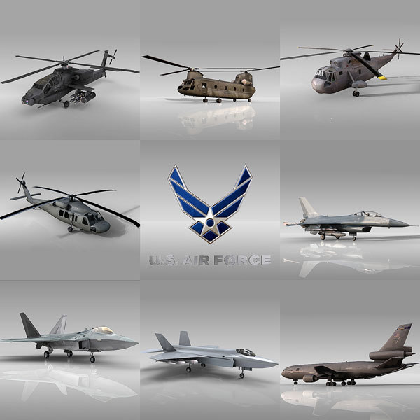 US Air Force Collection