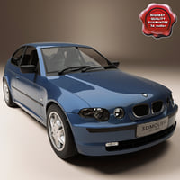 3ds max car 3 series e46