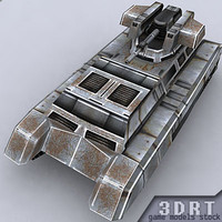 3DRT-Sci-Fi-Ground-forces