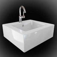 flaminia wash-basin max