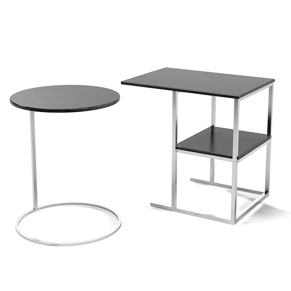 meridiani modern contemporary side table rectangular square round minimalistic .jpg