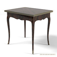 ralph lauren noble nestate end side game square table moden contemporary classic traditional