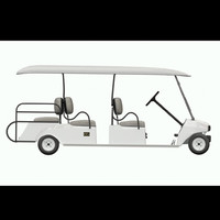 Club Car Transporter 6