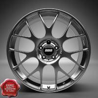 Auto Wheel Trim BBS CH