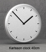 Karlsson clock 40cm