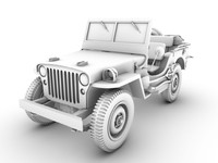 Jeep 1942 Willys