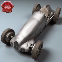 Mercedes Benz W125 GP 1937