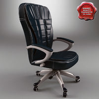 3d office chair v8