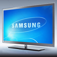 Samsung LED TV 9000 and Remote RMC30C2 Touch Control